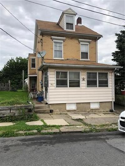 Multi Family Home Available: 827 West Milton Street