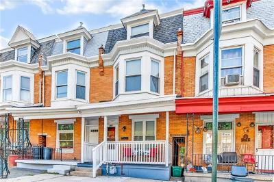 Single Family Home Available: 742 North 13th Street