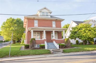 Nazareth Borough Single Family Home Available: 376 Mauch Chunk Street