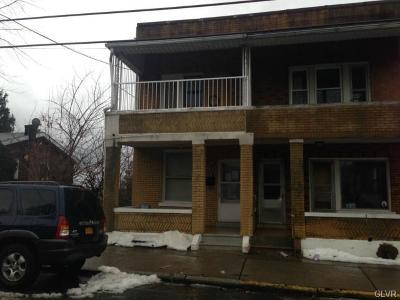 Multi Family Home Available: 318 South Bradford