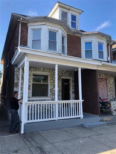 Single Family Home Available: 151 West Wilkes Barre Street