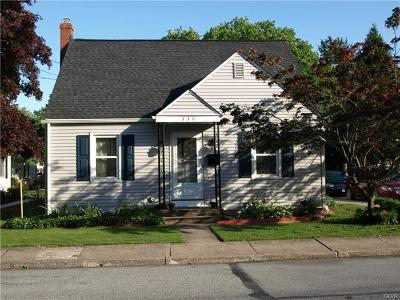 Single Family Home Available: 330 Jefferson Street