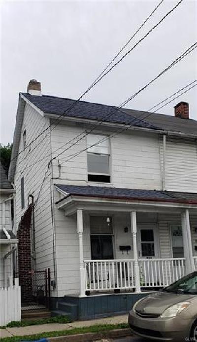 Multi Family Home Available: 828 Cherokee Street