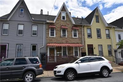 Multi Family Home Available: 120 North 11th Street