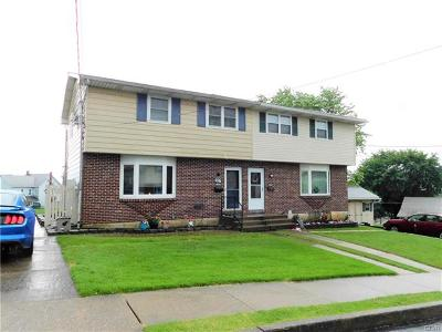 Northampton Borough Single Family Home Available: 106 West 26th Street