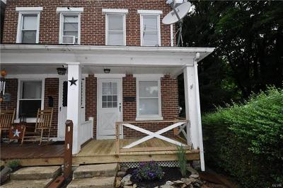Multi Family Home Available: 2507 Burrows Street