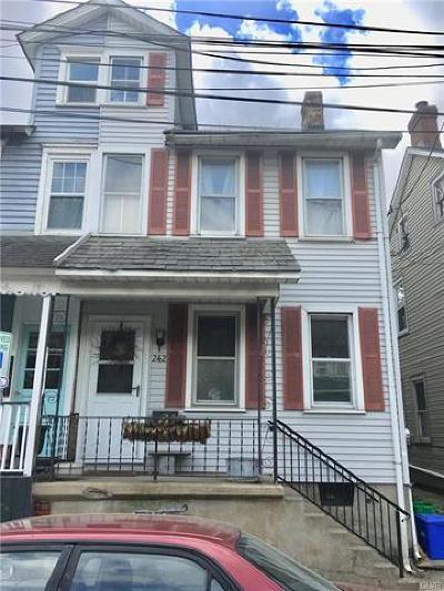 Bethlehem City Single Family Home Available: 242 Union Boulevard