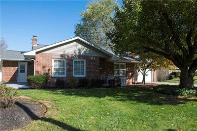 Emmaus Borough Single Family Home Available: 1215 Macungie Avenue