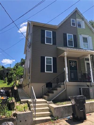 Multi Family Home Available: 811 Vernon Street