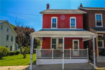 Emmaus Borough Single Family Home Available: 356 Broad Street