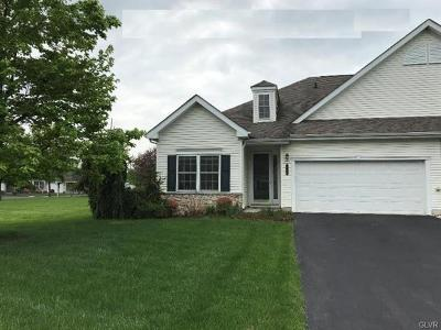 Macungie Borough Single Family Home Available: 2711 Terrwood Drive East
