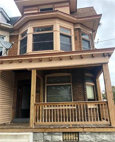 Multi Family Home Available: 802 Linden Street