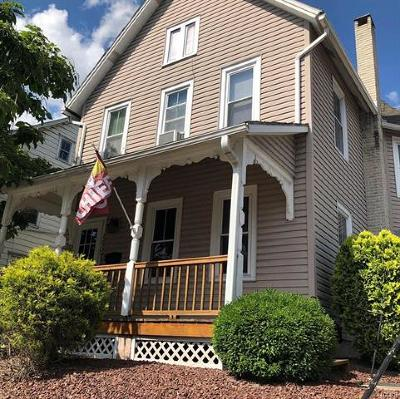 Northampton Borough Single Family Home Available: 1703 Main Street