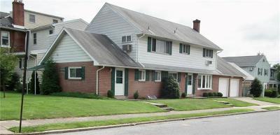 Multi Family Home Available: 1804 West Livingston Street
