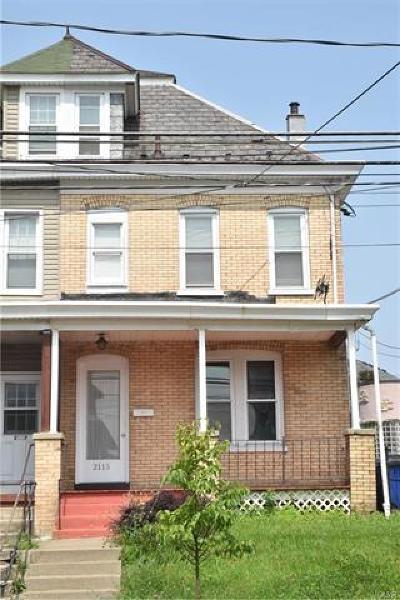 Single Family Home Available: 2115 Freemansburg Avenue