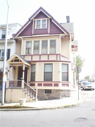 Easton Single Family Home Available: 622 Ferry Street