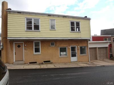 Single Family Home Available: 822 South 23rd Street