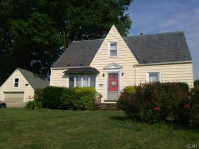 Macungie Borough Single Family Home Available: 37 Sycamore Street