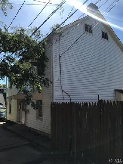 Multi Family Home Available: 1118 Emmett Street