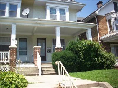 Single Family Home Available: 526 West Union Boulevard