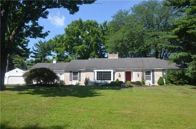 Allentown City Single Family Home Available: 828 Robin Hood Drive