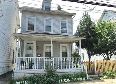 Single Family Home Available: 1062 West Berwick Street