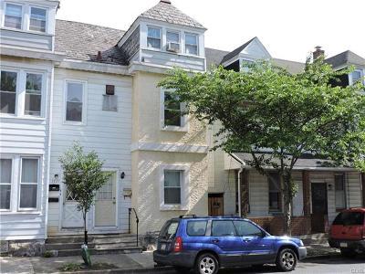 Multi Family Home Available: 1113 Lehigh Street