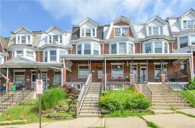 Allentown City Single Family Home Available: 1819 West Linden Street