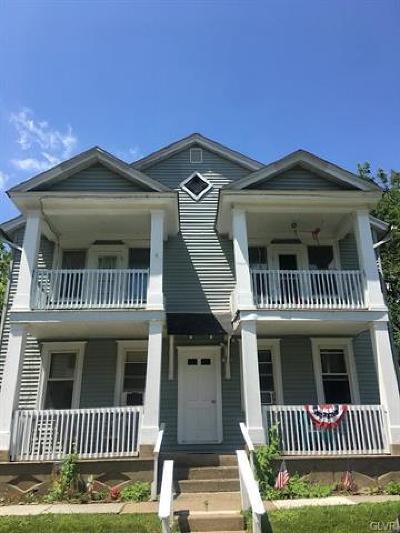 Multi Family Home Available: 3124 Washington Street