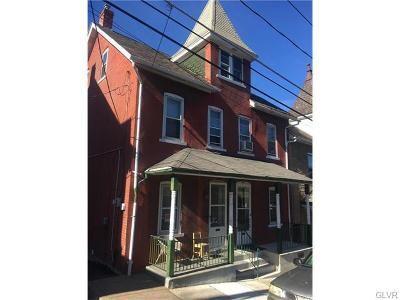 Multi Family Home Available: 515 Thomas Street