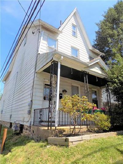 Single Family Home Available: 522 Packer Street
