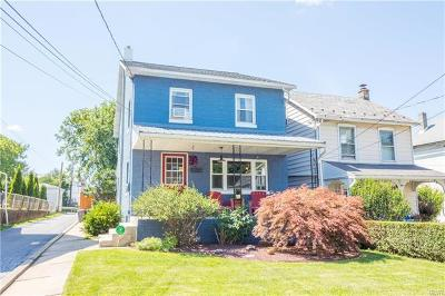 Emmaus Borough Single Family Home Available: 327 Broad Street