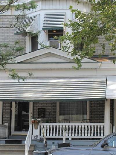 Bethlehem City Single Family Home Available: 307 East Broad Street