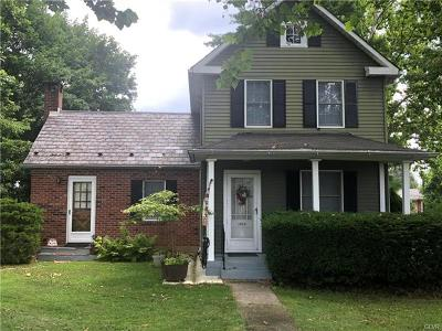 Single Family Home Available: 1618 Dennis Street