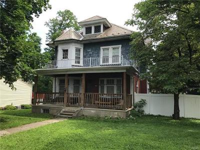 Multi Family Home Available: 1405 North 19th Street