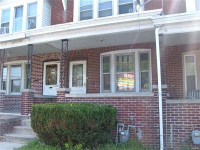 Single Family Home Available: 434 Hanover Avenue