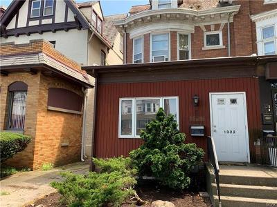 Multi Family Home Available: 1322 West Hamilton Street