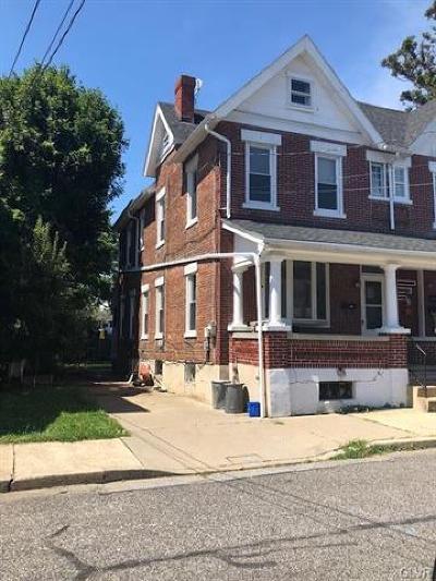 Emmaus Borough Single Family Home Available: 425 Ridge Street