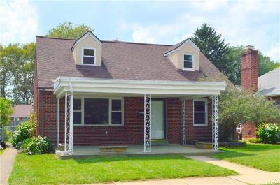 Single Family Home Available: 822 North Saint Elmo Street