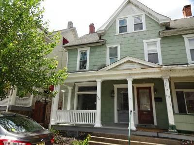 Bethlehem City Single Family Home Available: 620 Bishopthorpe Street