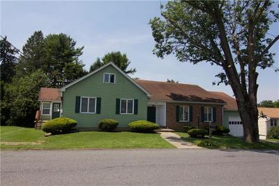 Single Family Home Available: 1833 2nd
