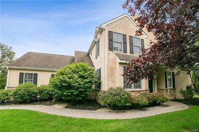 Allentown City Single Family Home Available: 521 Parkside Court