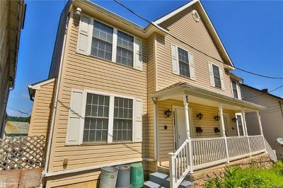 Bethlehem City Multi Family Home Available: 824 Wyandotte Street