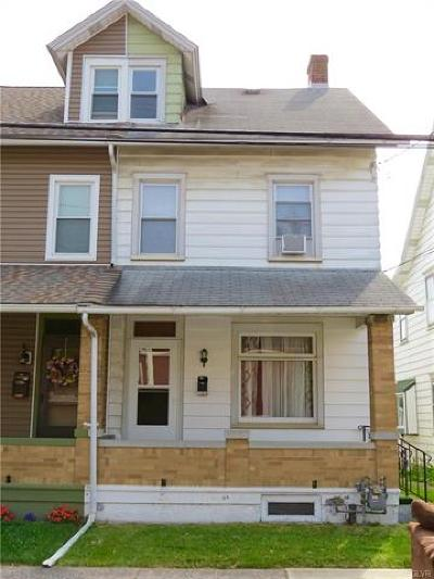 Northampton Borough Single Family Home Available: 1364 Newport Avenue