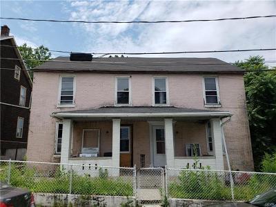 Bethlehem City Multi Family Home Available: 2 Trone Street