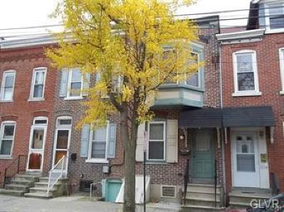 Single Family Home Available: 1036 West Liberty Street