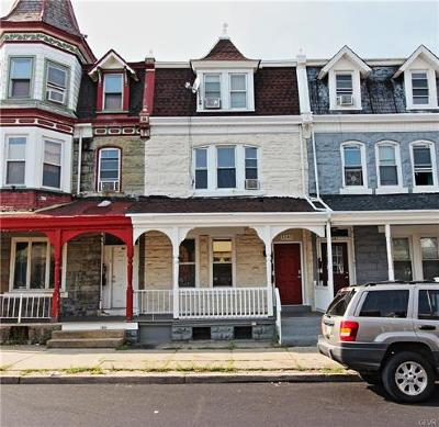 Multi Family Home Available: 1243 West Turner Street