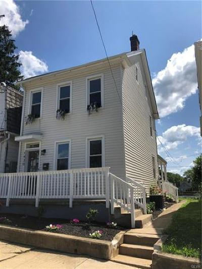 Bethlehem City Single Family Home Available: 1430 Chelsea Avenue