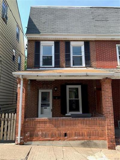 Single Family Home Available: 521 Morton Street