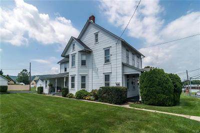 Hellertown Borough Single Family Home Available: 1516 Main Street